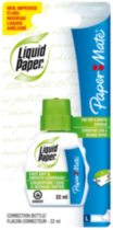 Paper Mate Liquid Paper Fast Dry & Smooth Coverage, 1-Pack