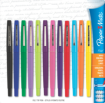 Paper Mate Flair, 12-Pack