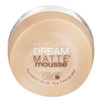 Maybelline Dream Matte Mousse Foundation Classic Ivory