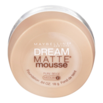 Maybelline Dream Matte Mousse - Fond de Teint Pure Beige