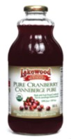 Lakewood Pure Cranberry Juice