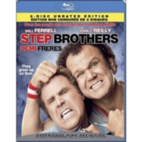 Step Brothers (2-Disc) (Unrated) (Blu-ray)