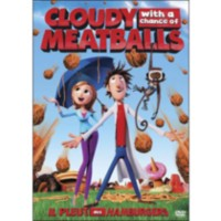 Cloudy With A Chance Of Meatballs (Bilingual)