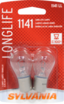 1141LL Long Life automotive miniature bulb 2 pack