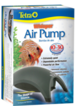 Whisper Air Pump 10-30 Gallons
