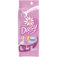 Gillette Daisy 12+1 Simply Venus Disposable Razors