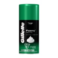 Gillette Menthol Foamy Shave Cream