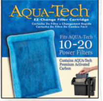 AquaTech 10-20 Filter Cartridge 3 pack