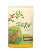 Yesterday's News Litter Paper Pellets 12kg Unscented