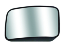 "3.75"" x 2.5"" Stick-On Convex Mirror"