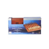 Classic Games' Chess and Checkers