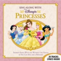 Walt Disney Records - Sing-Along With Disney's Princesses