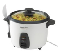 Black & Decker 16-Cup Multi-Use Rice Cooker