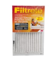 Filtrete Allergen Defense Micro Particulate Filter 20x25x1
