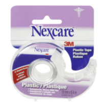 771-CA Nexcare™ Plastic First Aid Tape 1 in x 1 yds