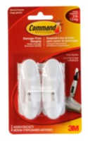 Command 17068C Medium Wire Hooks