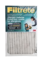 Allergen Defense Allergen Reduction Filter 20x25x1