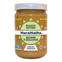 MaraNatha Organic Peanut Butter Smooth with Salt
