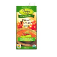 Pacific Foods Organic Low Sodium Creamy Tomato Soup