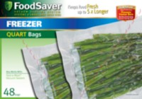 Food Saver Quart Freezer Bags