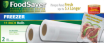 Food Saver Freezer - 11 inch rolls
