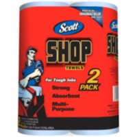 SCOTT® 2-Pack Shop Towels