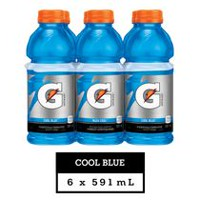 Gatorade Performer Bleu cool