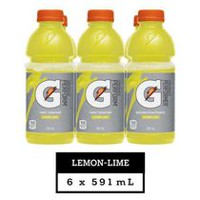 Gatorade Performer Citron-lime