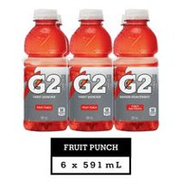 G2 Performer Punch aux fruits