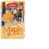 Dare Ultimate Maple Leaf Crème Cookies