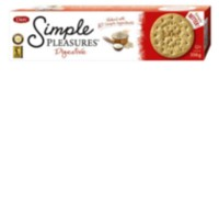 Dare Simple Pleasures Digestive Cookies