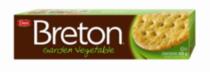 Breton Garden Vegetable Crackers, Dare