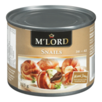 M'Lord Snails