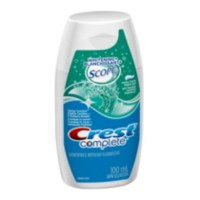 Crest Complete Whitening + Scope Liquid Gel Toothpaste 100 mL