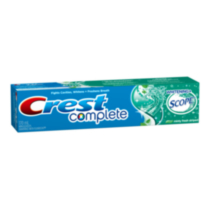 Crest Complete Whitening + Scope Minty Fresh Toothpaste