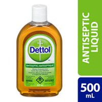 Dettol® Antiseptic Wound Cleaning Liquid