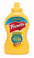 French's Prepared Classic Yellow Squeezable Mustard