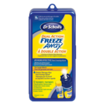 Dr. Scholl's® Dual Action Freeze Away® Common and Plantar Wart Remover 12 Treatments