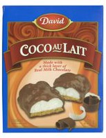 Biscuits coco au lait de David