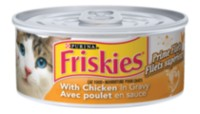 Purina Friskies® Prime Filets with Chicken Cat Food