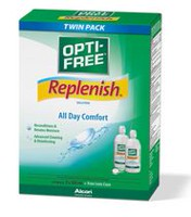 Opti Free Replenish 2x300 ml
