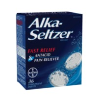 Alka-Seltzer Original Tablets 36's