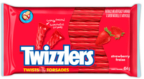 Twizzlers Twists Strawberry Candy