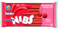 Twizzlers Super Cherry Nibs Candy