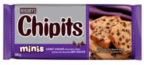 HERSHEY'S CHIPITS Chocolate Chips, Semi-Sweet Minis