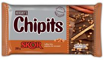 HERSHEY'S CHIPITS Baking Bits, SKOR Toffee
