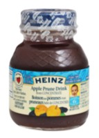 Heinz Apple Prune Drink