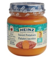 Heinz Beginner Sweet Potatoes Puree