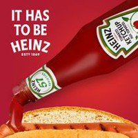 Ketchup aux tomates Heinz
