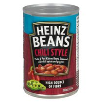 Heinz Chili Style Pinto & Red Kidney Beans